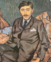 Foster, tal como fue pintado por Roger Fry, pintor perteneciente al Grupo de Bloombsbury.