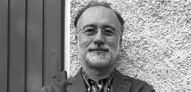 El escritor Diego Marani
