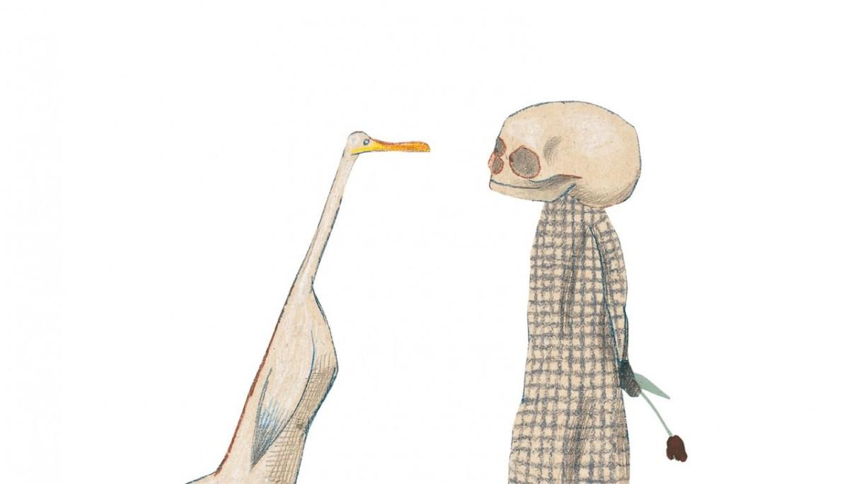 El pato, la muerte y eltulipán