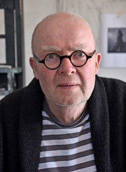 El autor e ilustrador Wolf Erlbruch